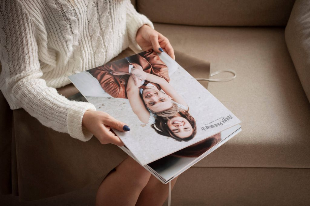 Mounted Prints for Wedding Photographers