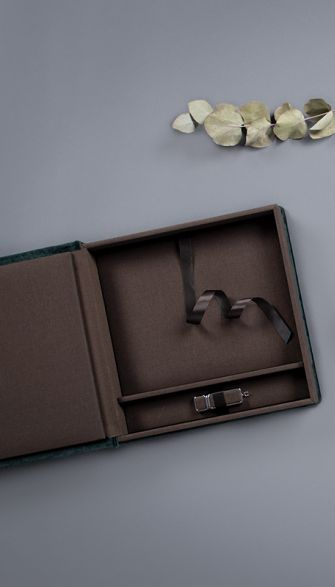 Photo Portfolio Box