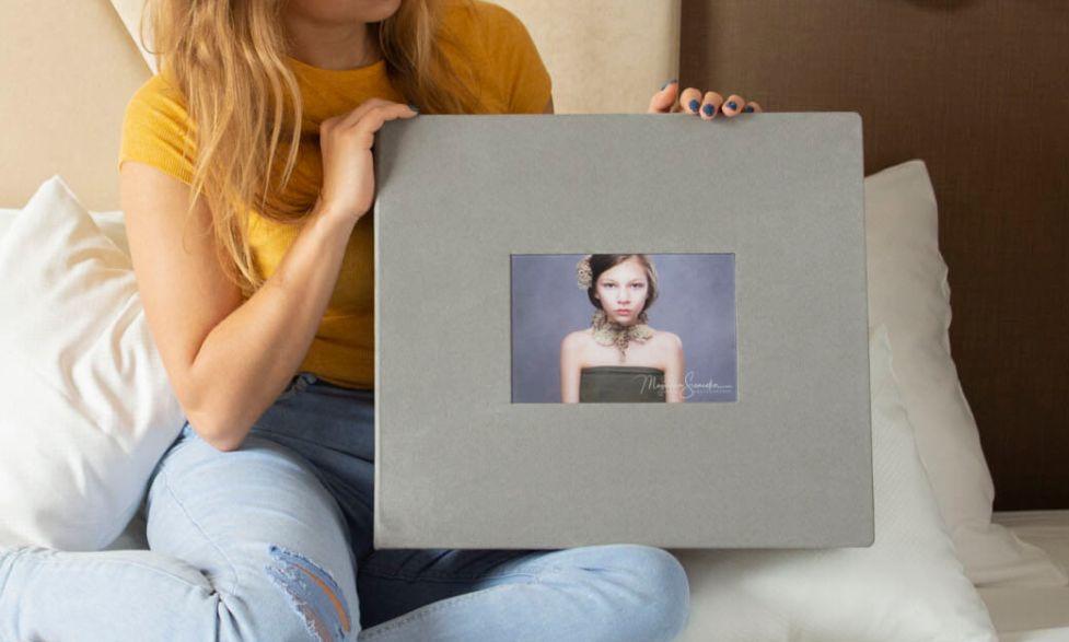 Portfolio Boxes for Photographers