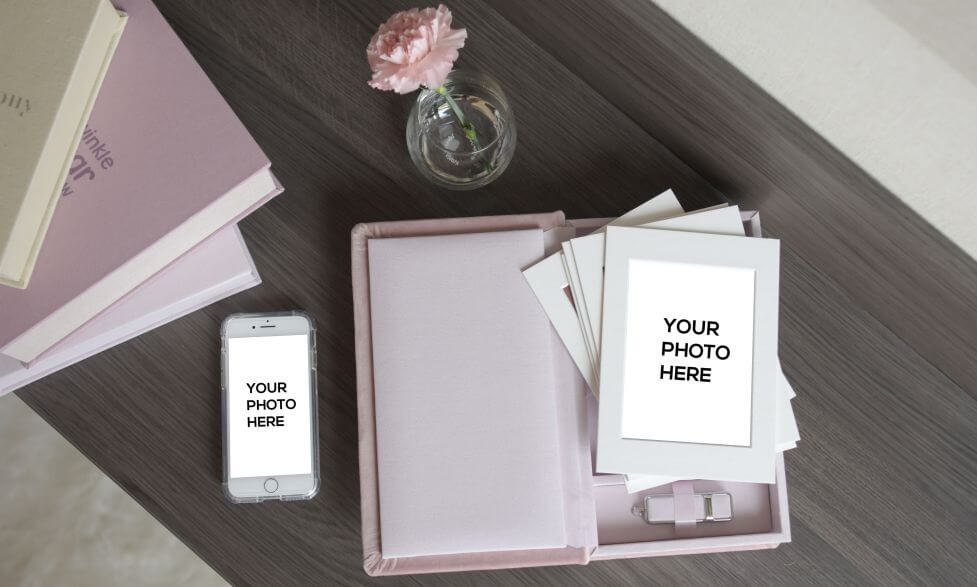 product mockups for photographers